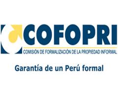 Logo Cofopri